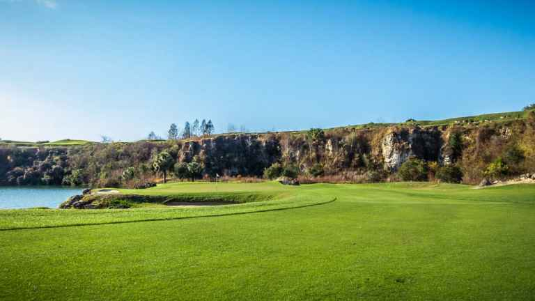 Black Diamond Ranch, Florida, USA: Quarry course review