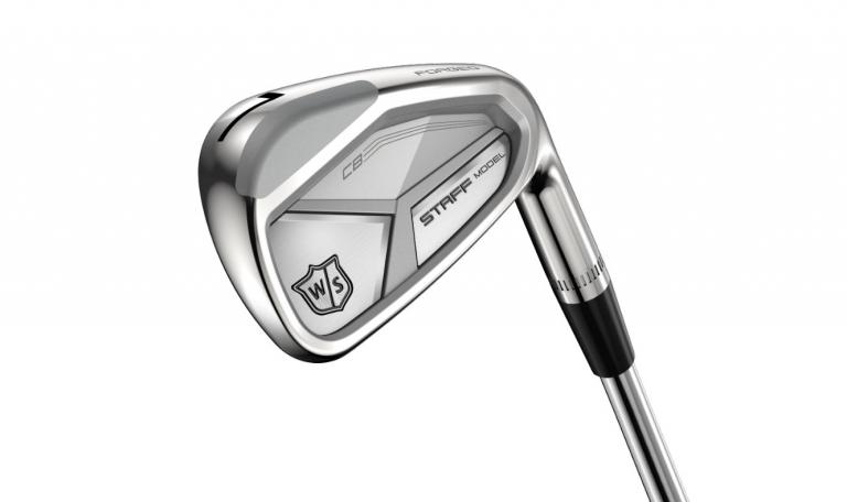 Wilson expands Staff Model line with stunning new CB irons
