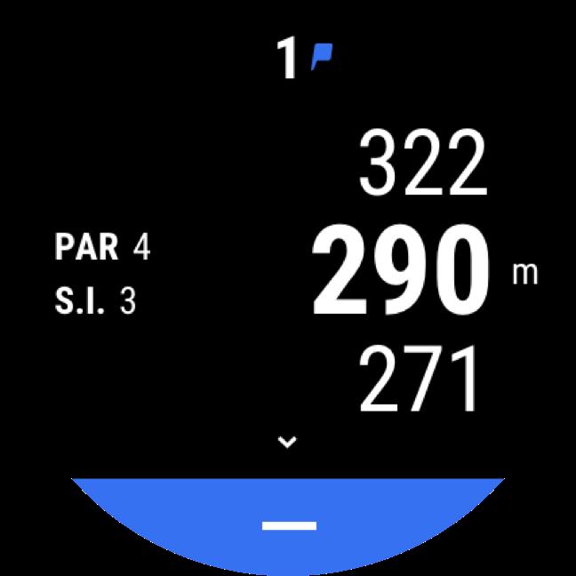 Hole19 distances