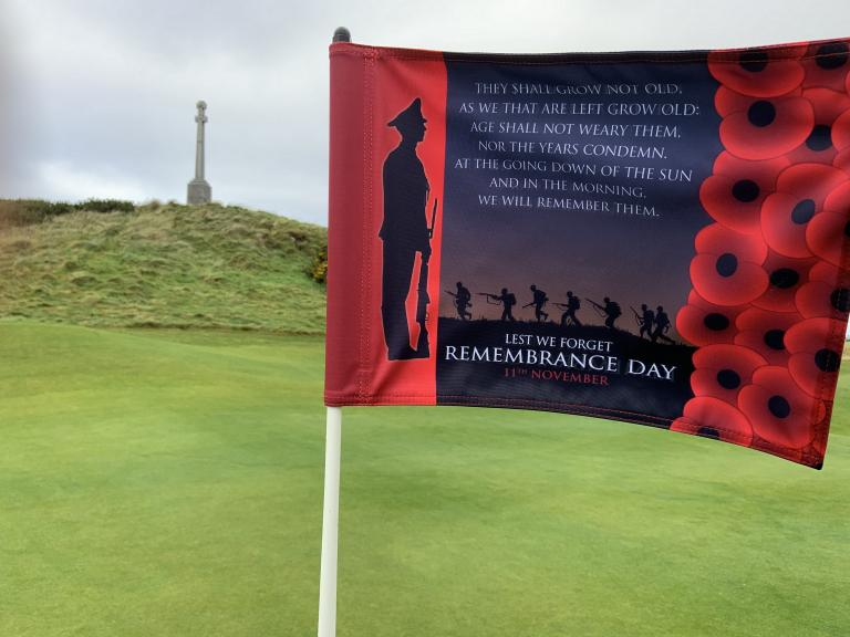 Turnberry Lighthouse beams as missing names added to RAF memorial