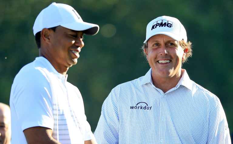 players championship first and second round tee times; tiger woods, phil mickelson and rickie fowler