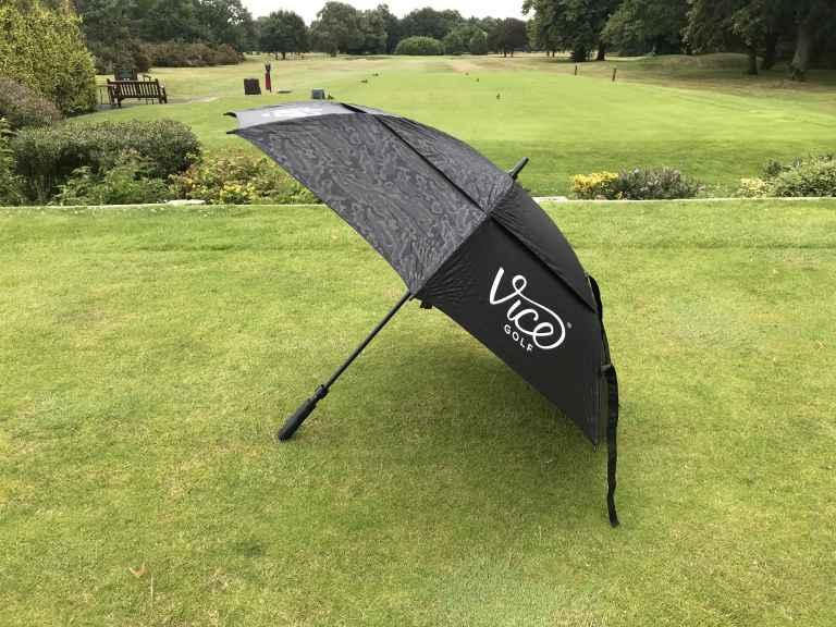 VICE GUARD BLACK Umbrella