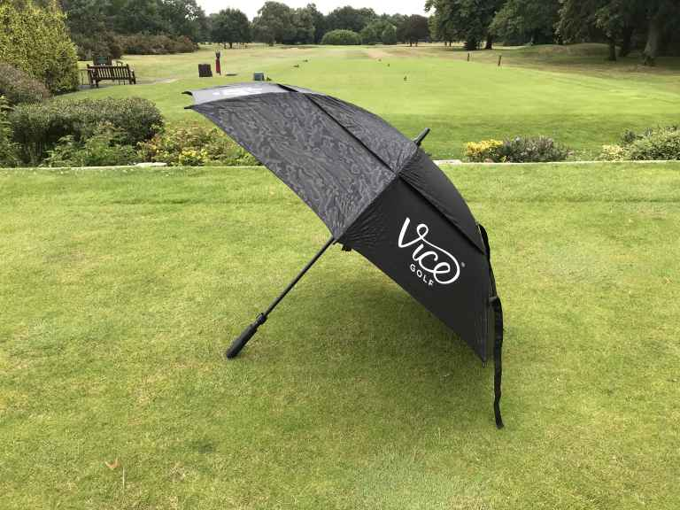 VICE GUARD BLACK Umbrella