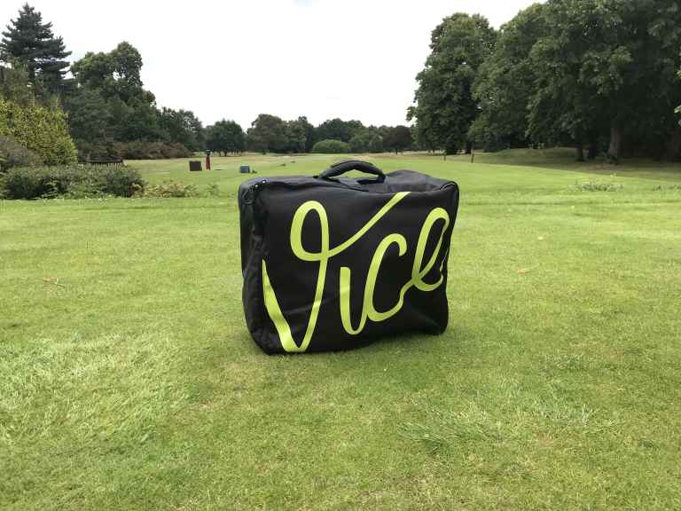 VICE SHELL TRAVEL COVER