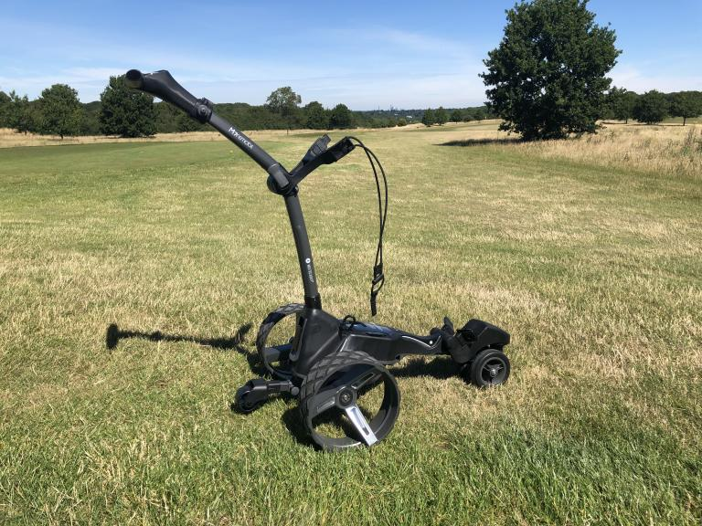 Motocaddy M7 REMOTE Review