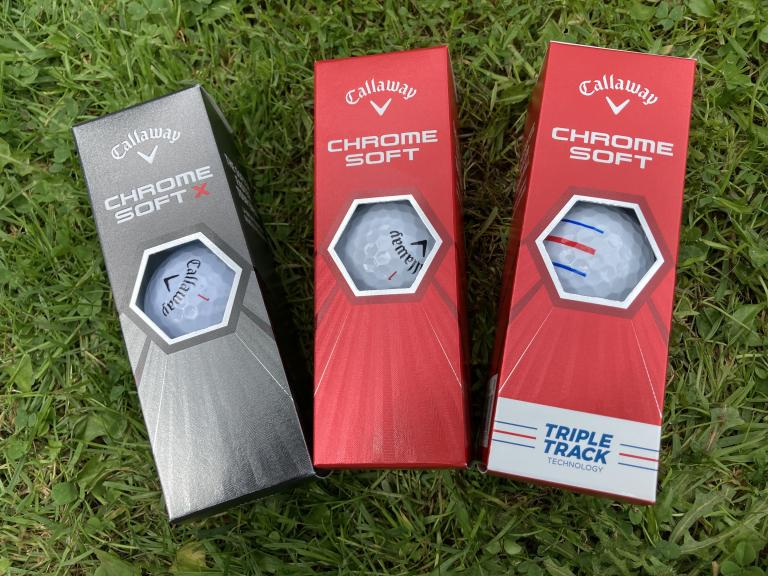 Callaway Chrome Soft Triple Track Golf Balls 2020 Review