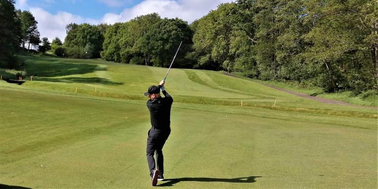 Golfer FUMING with WHS after seeing handicap cut without playing for a month!