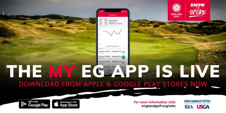 England Golf launches World Handicap System app to help golfers