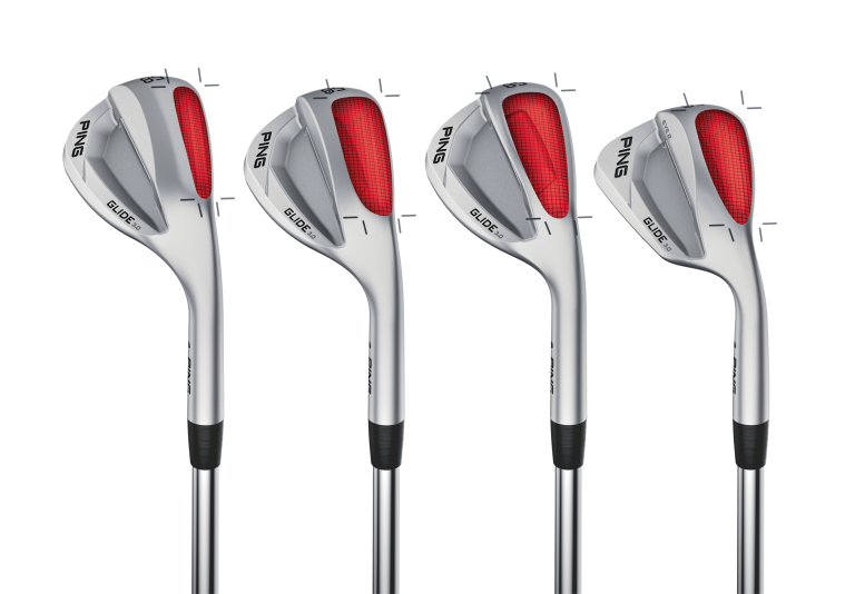 PING Glide 3.0 wedges grind options