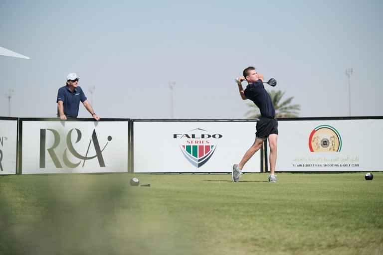 Faldo Series returns with biggest ever field in its history