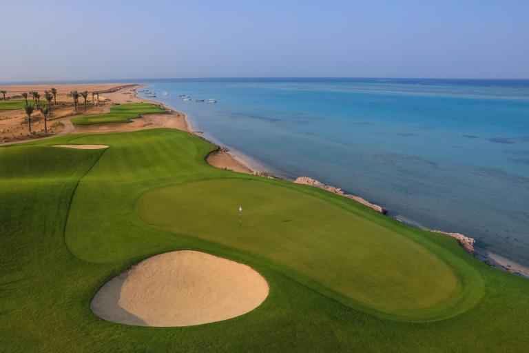 Lady golfers to wear 'cut-away' trousers in landmark Saudi Arabia events