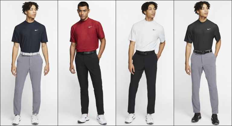 How to dress like Tiger Woods for less than £100
