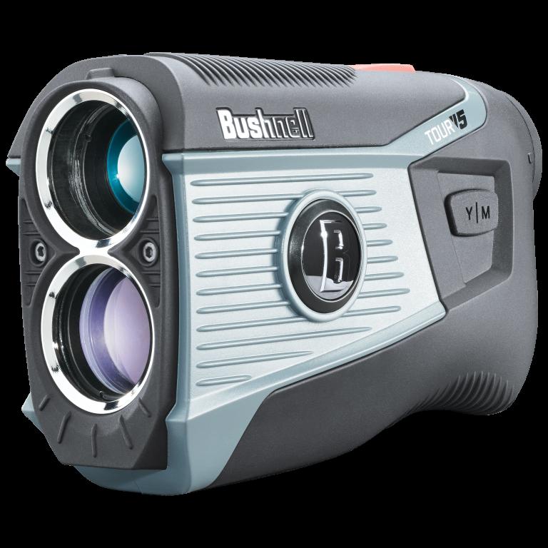 Bushnell Golf unveils new Tour V5 and Tour V5 Shift lasers