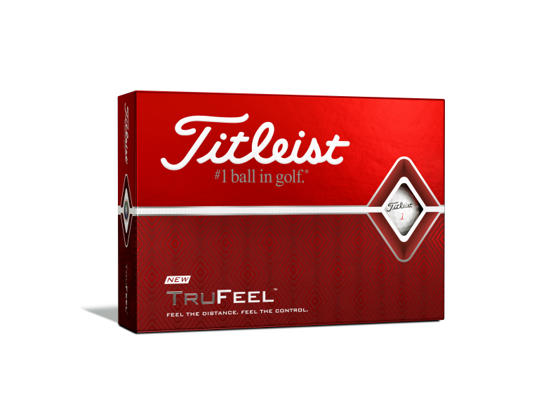 Titleist Introduce New TruFeel Golf Ball