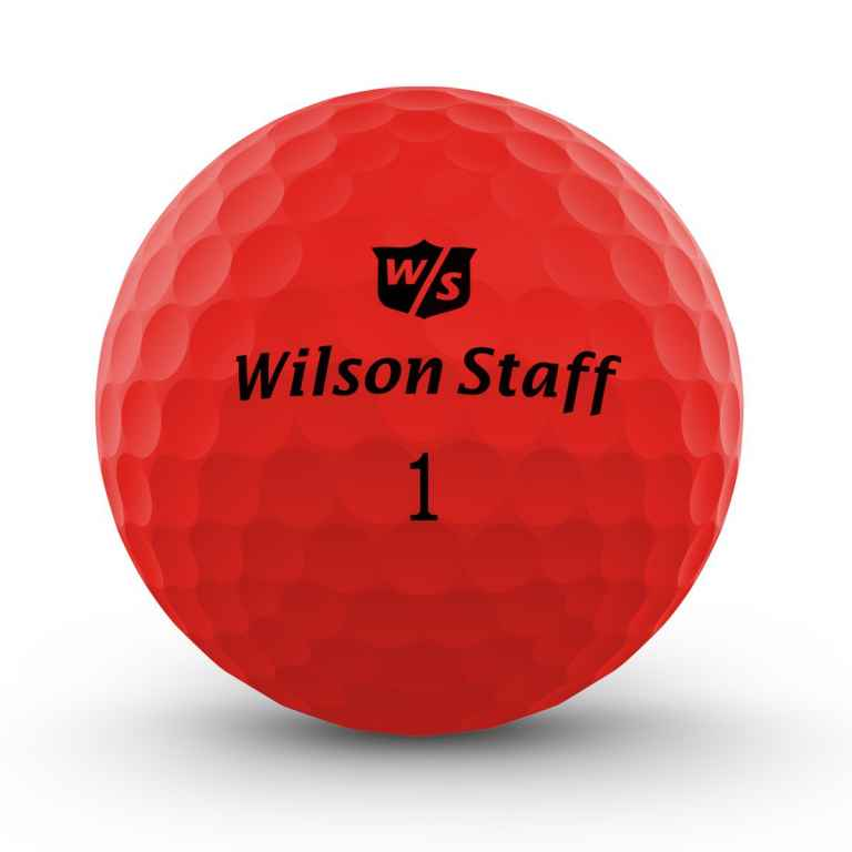 Wilson Staff re-model DX2 and DX3 balls for 2018