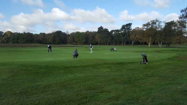 Walton Heath: New Course review