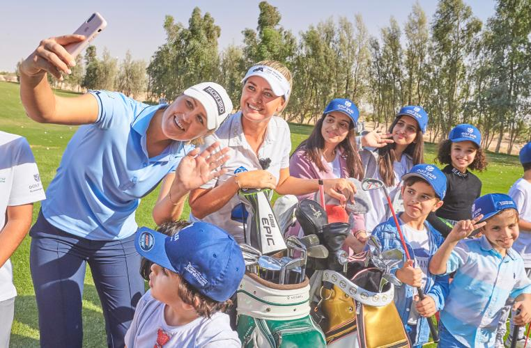 Amnesty BLASTS decision of LET staging golf events in Saudi Arabia
