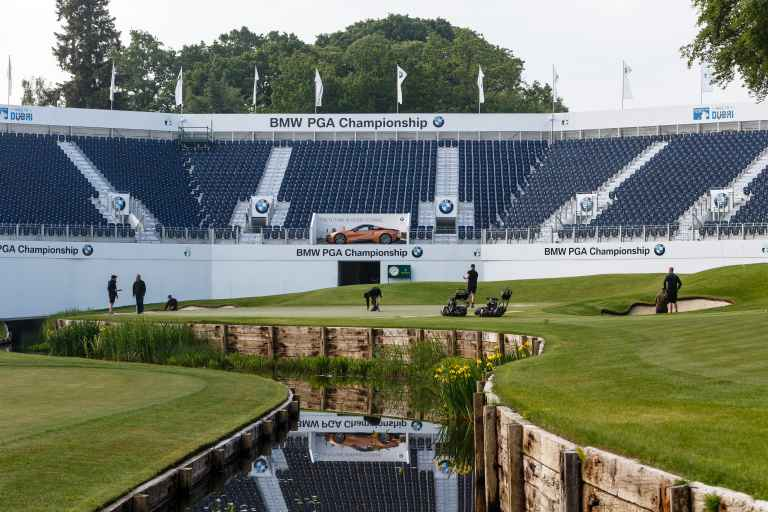 "BMW PGA greenkeeper: ""We'll use lights post round for the first time!"""