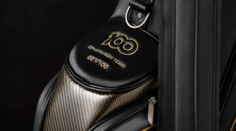 Bentley launches $16,000 set of clubs