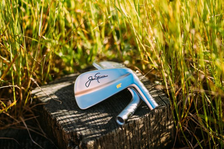 Jack Nicklaus and Miura introduce commemorative irons