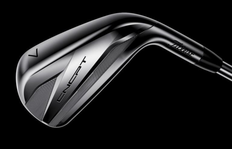 Titleist introduce new CNCPT irons constructed from exotic high-performance mate