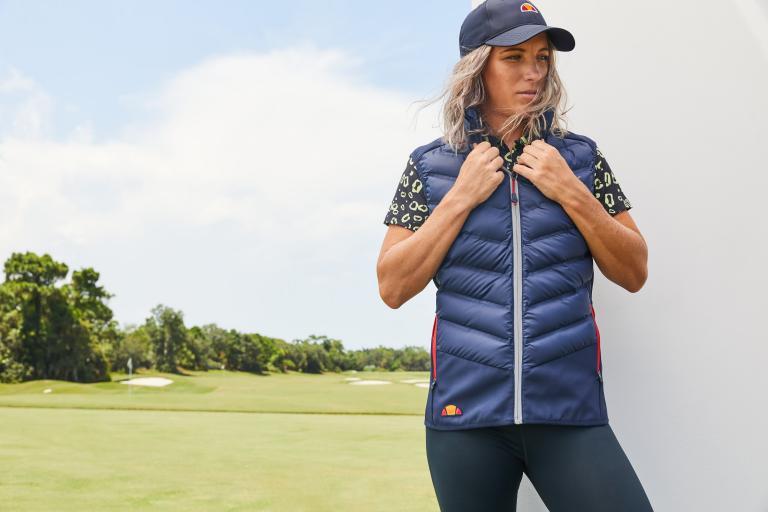 """Mel Reid on ladies golf: """"We don't get the recognition we deserve"""""""