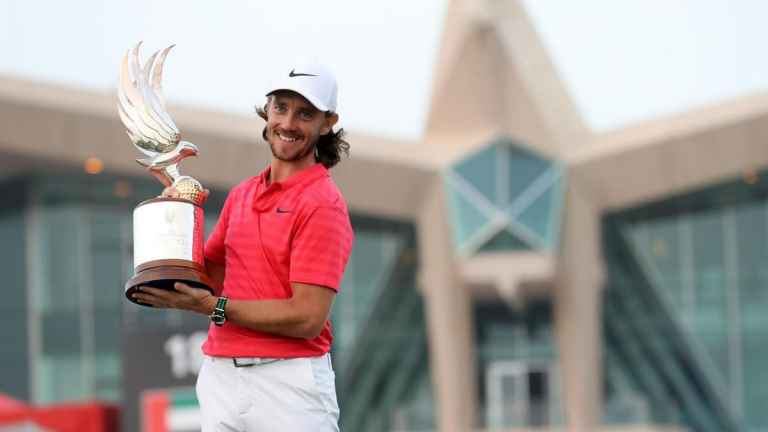 The Open: Tommy Fleetwood - What's in the bag?