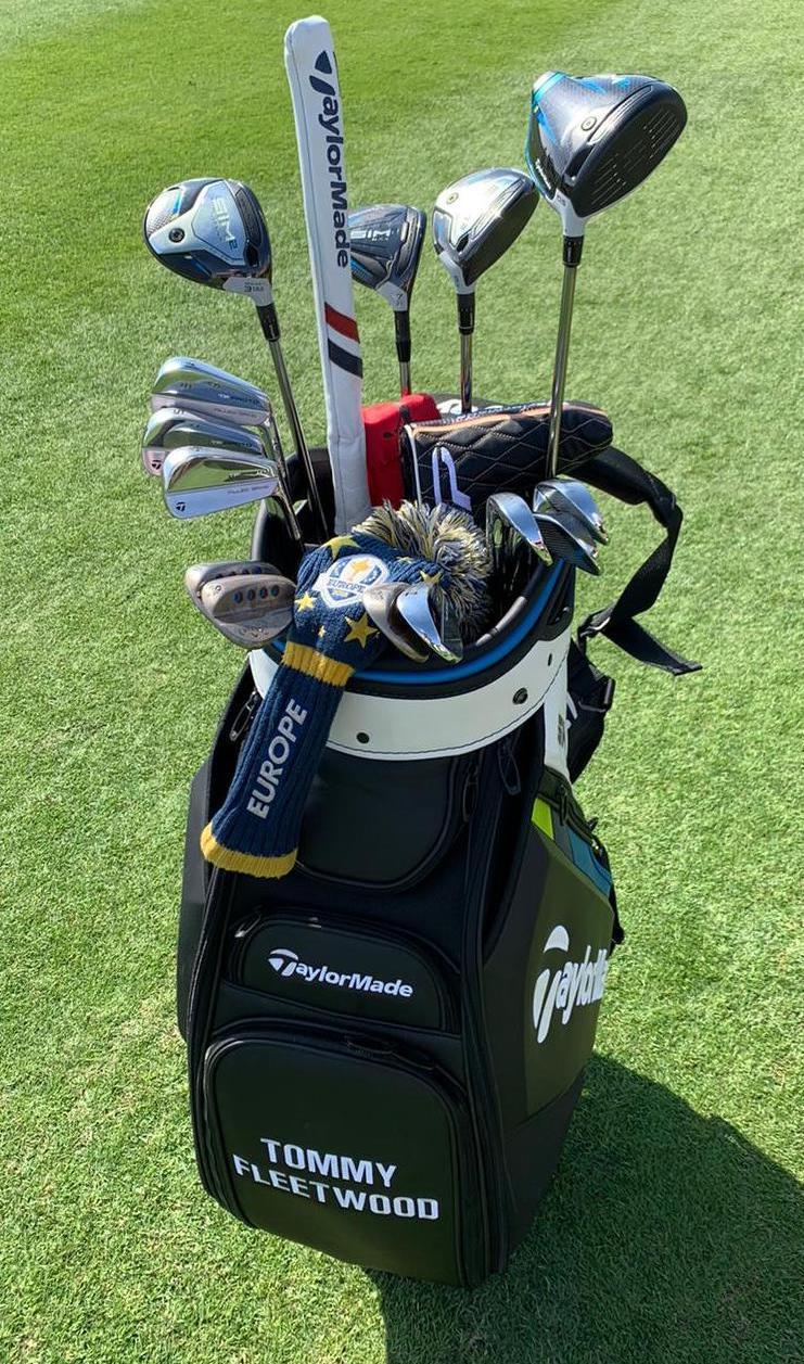 Tommy Fleetwood: What's in his new TaylorMade bag for 2021