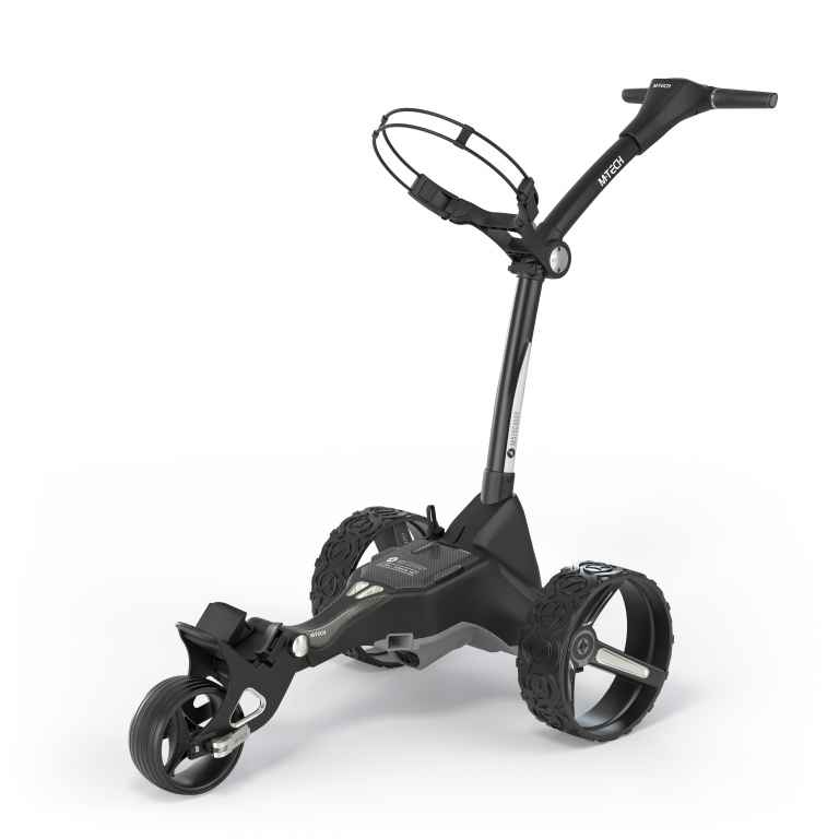 Motocaddy launches luxury compact-folding trolley m-tech