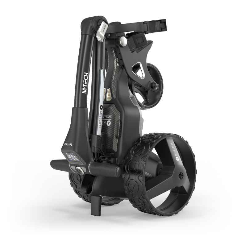 Motocaddy launches luxury compact-folding trolley