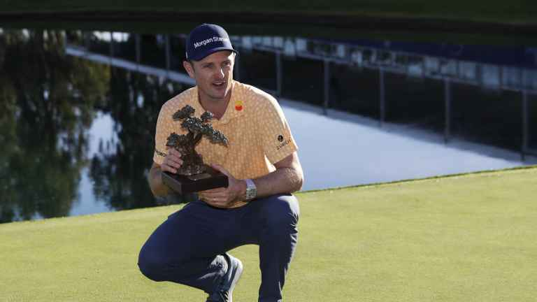 Rose wins Farmers Insurance Open