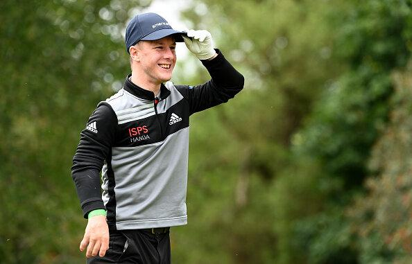 adidas Golf adds leading Disability Golfer Brendan Lawlor to roster of athletes