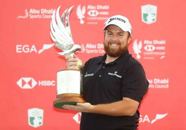 Shane Lowry - What's in the bag?