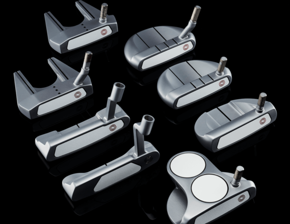 Odyssey Golf introduces stunning new WHITE HOT OG putters