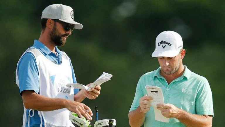 Tour caddie purposely shoots a score of 202