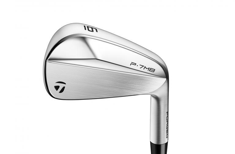 NEW TaylorMade P7MB Irons Review
