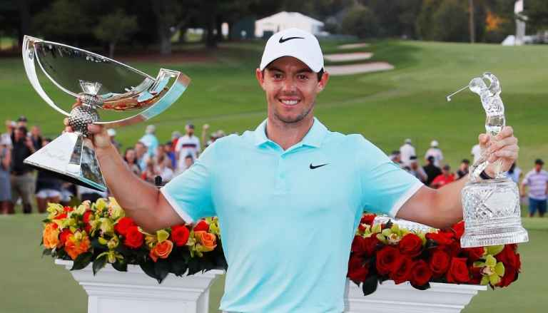 Rory McIlroy has his eyes set on No.1 spot
