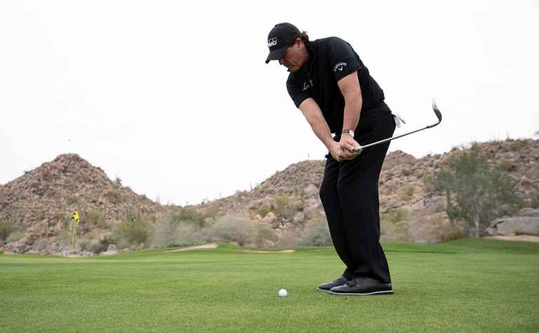 Phil Mickelson reveals why he's been out of the public