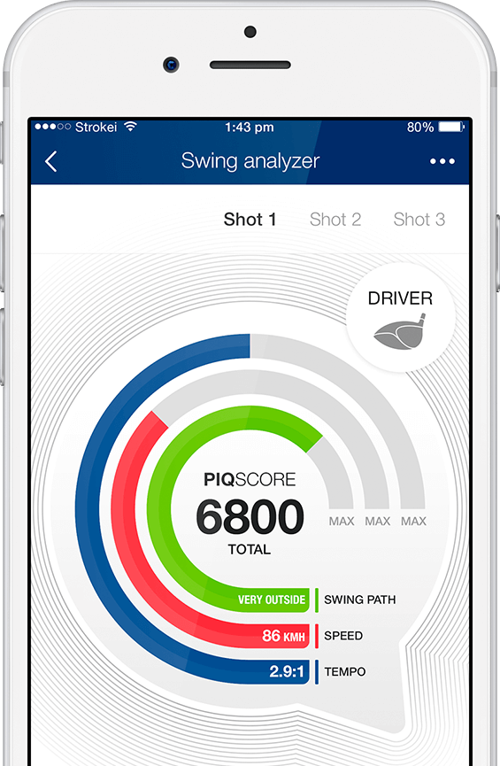 Mobitee & PIQ GPS golf performance tracker review