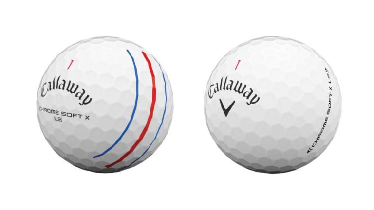 Callaway Golf adds new Chrome Soft X LS golf ball to 2021 range