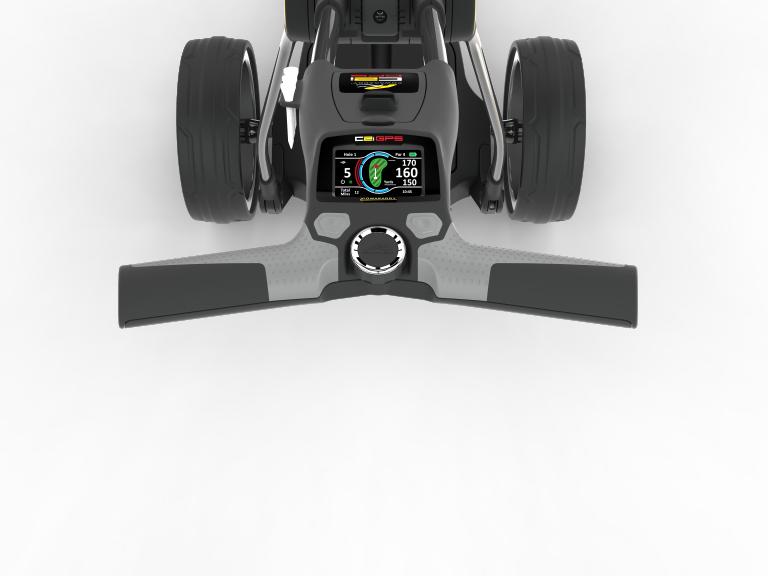 Compact C2i GPS Handle