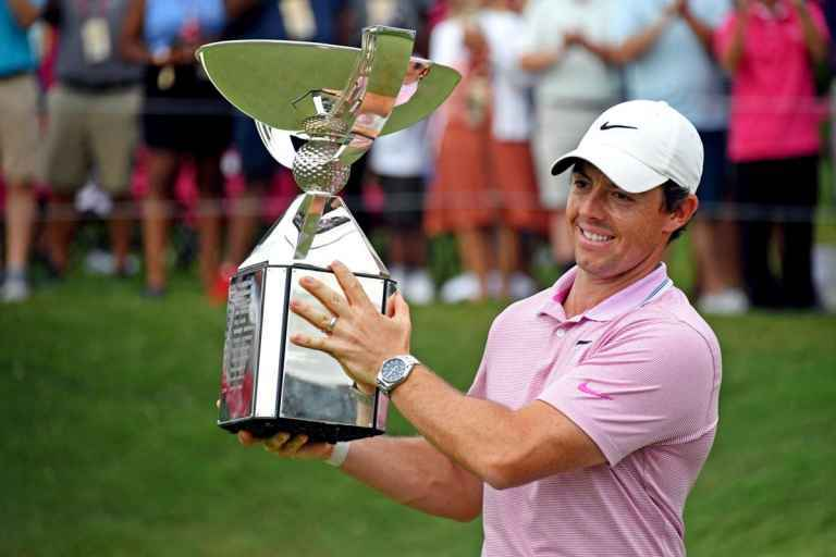 Tour Championship: Rory McIlroy - What's in the bag?
