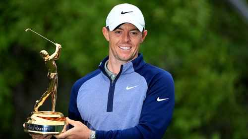 Rory wins the Players Championship