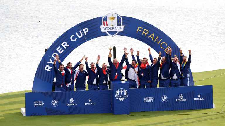 Padraig Harrington confident Ryder Cup WILL go ahead
