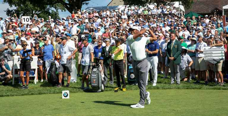 BMW Championship Viewers Guide: Round 1 groups and UK tee times