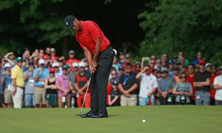 """Tiger Woods """"looked absolutely fried"""" in CBS interview about The Masters"""
