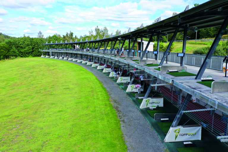 Toptracer Range revolution continues in Norway with Europe's largest installation to date