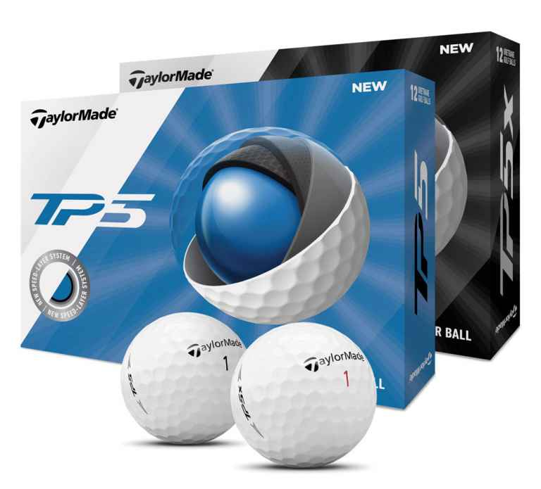 GolfMagic Reader Test: TaylorMade TP5 and TP5x 2019