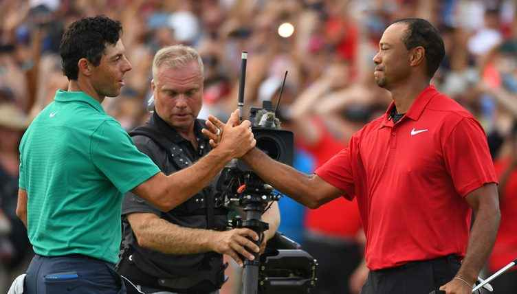 Tiger Woods and Rory McIlroy both TURN DOWN huge Saudi Arabia deals