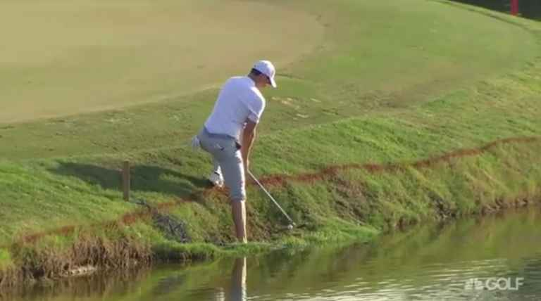 Golf Rules 2019: You can now GROUND your club in a hazard...